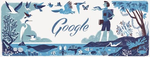 Kỷ Niệm 107 Năm Ngày Sinh Nhà Khoa Học Rachel Carson