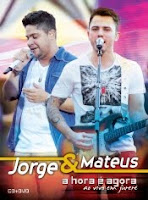 capa Download   Jorge & Mateus : A Hora é Agora   DVDRip AVi + RMVB