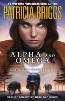 Alpha and Omega Cry Wolf graphic novel cover