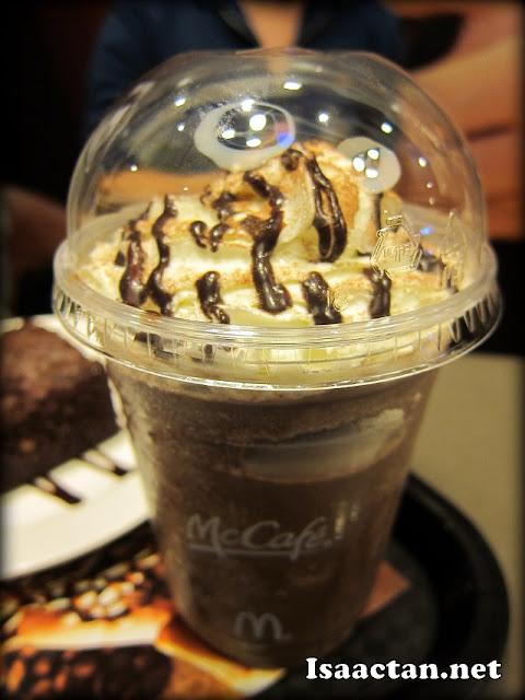 Iced Chocolate - RM6.75