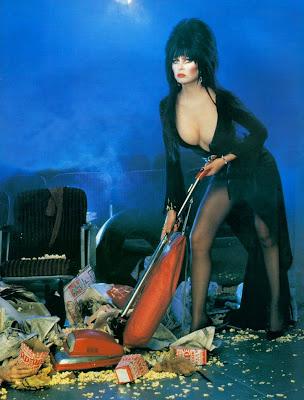 Elvira, Halloween