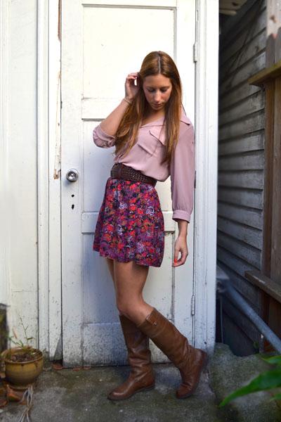 Teens in mini skirts, young throats kianna