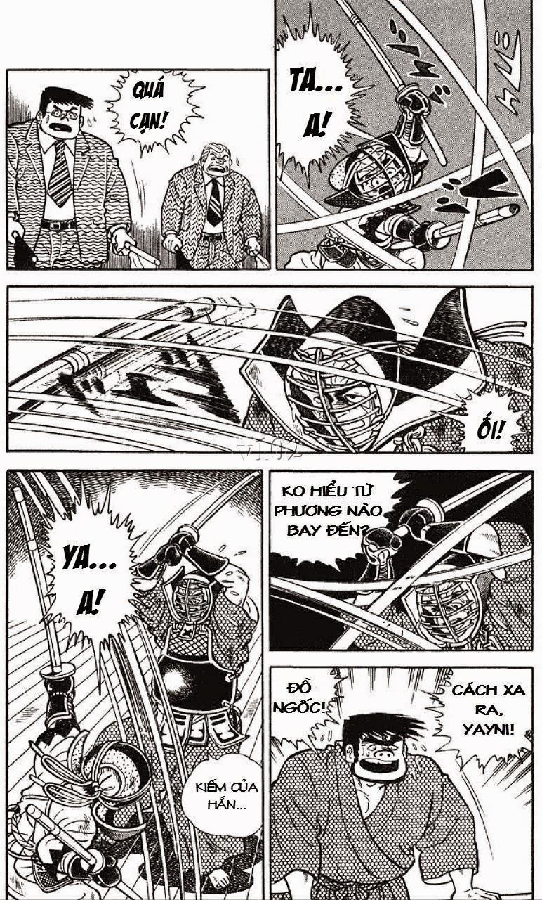 Siêu quậy Teppi chap 129 - Trang 18