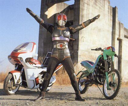 Kamen Rider Black a testimony that Tokusatsu has a place in Philippine television scene