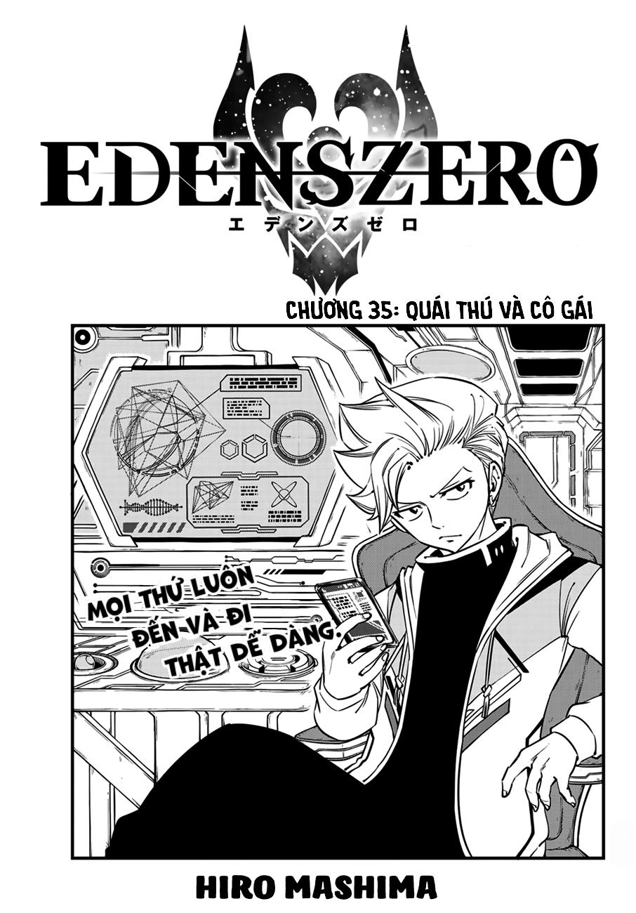 Edens Zero Chap 35 Upload bởi Truyentranhmoi.net