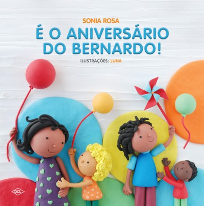 É o aniversário do Bernardo!