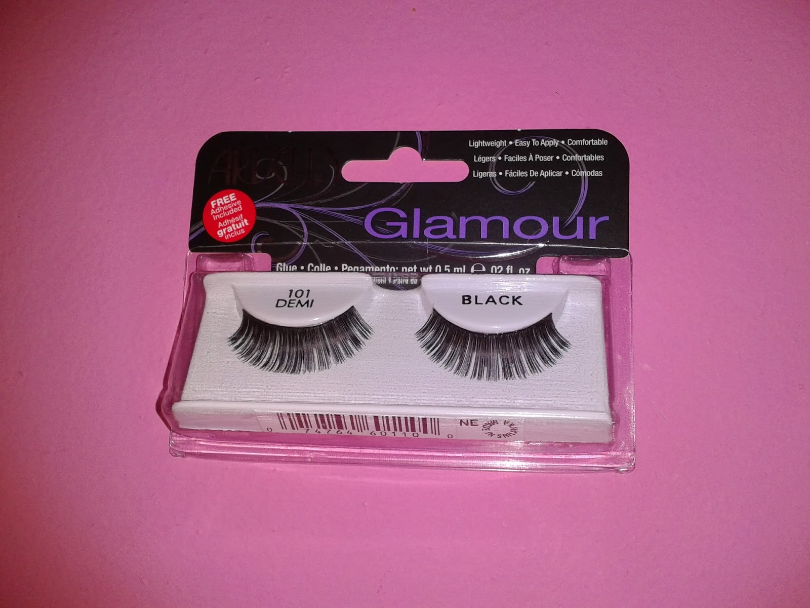 Ardell fashion lashes #101 demi 59