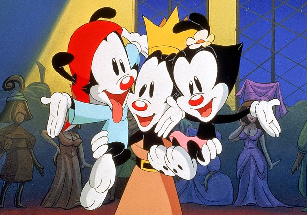 Animaniacs  animatedfilmreviews.filminspector.com