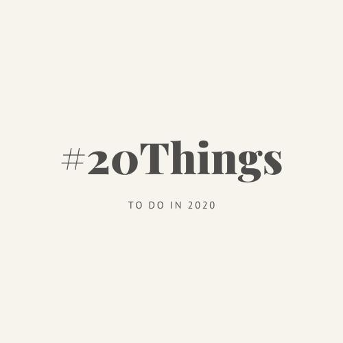 #20Things