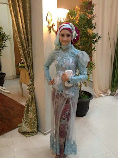 Model Kebaya Muslim Modern Yang Paling Cantik