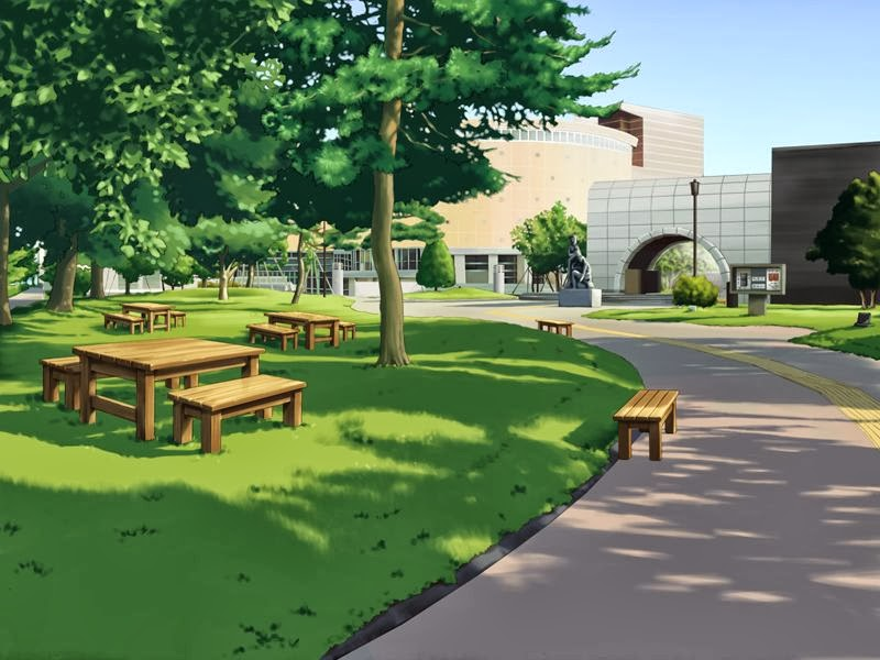 Park (Anime Background)