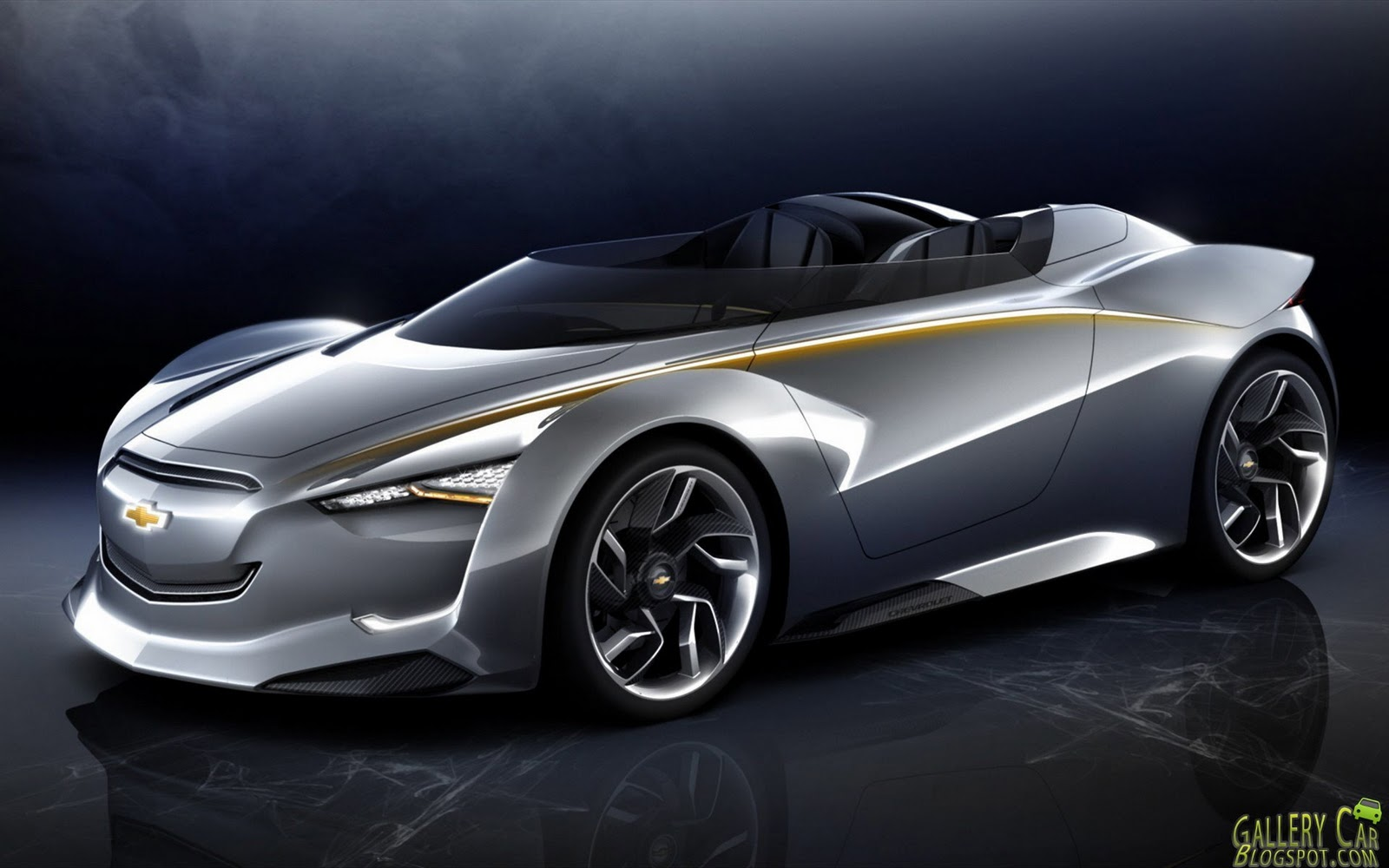 chevrolet mi ray roadster concept car wallpapers - Wallpaper chevrolet mi ray roadster concept car
