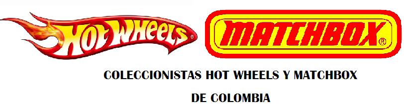 FANS HOTWHEELS DE COLOMBIA