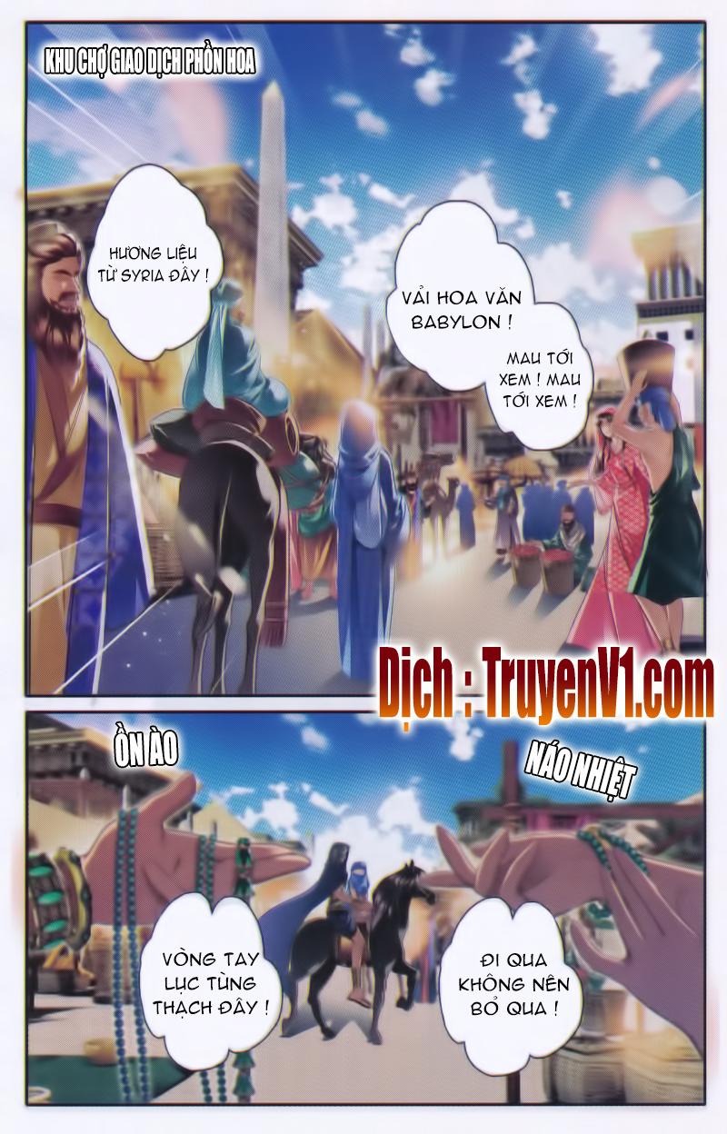 Sủng Phi Của Pharaoh Chap 42