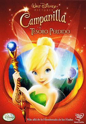 Campanilla Y El Tesoro Perdido Hdrip Castellano 2009
