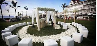 Decoración de Bodas Originales, Salones de Ceremonias Circulares