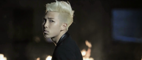 BTS Rap Monster Danger