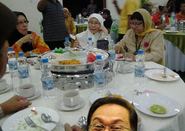 Wan Azizah Kalah Saman Fitnah