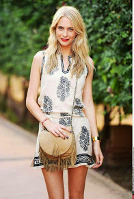 POPPY DELEVINGNE DE ISABEL MARANT