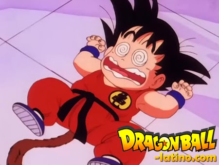 Dragon Ball capitulo 25