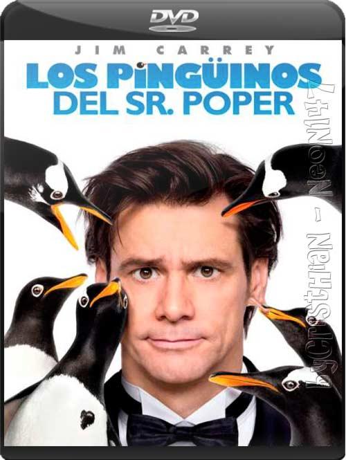 Los Pingüinos Del Sr. Popper (Castellano) (TS-HQ) (Audio: AC3) (2011)