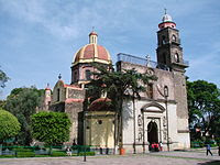 Iglesia de San Mateo Xalpa