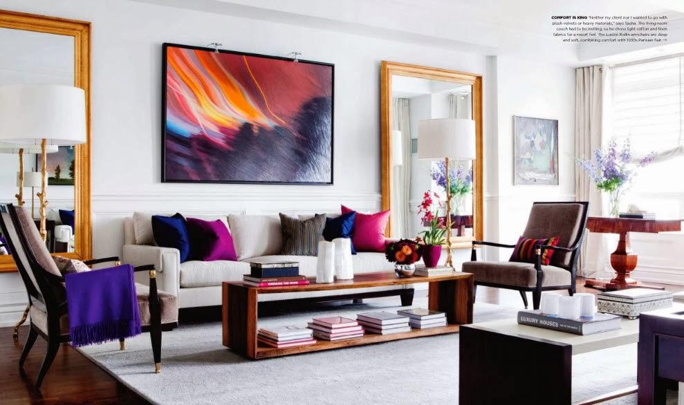 40 salas de estar decoradas   dicas e tendências!   decorsalteado