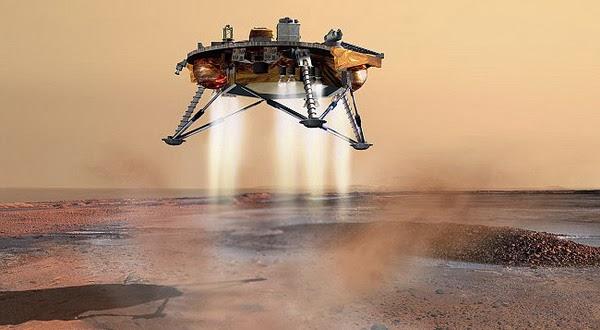 NASA Pasti Akan Temukan Air di Planet Merah