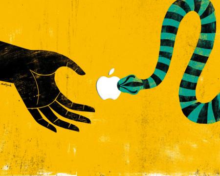 Study says Apple products include Satanic Pact SatanApple
