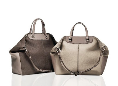 Celebrity Style: Jessica Biel at Tod's Miky Mocassini Bags in Limited Edition