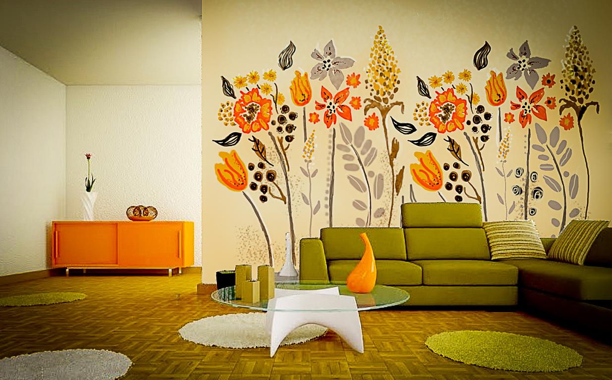 Ilustrasalazar for Colowall papel mural santiago