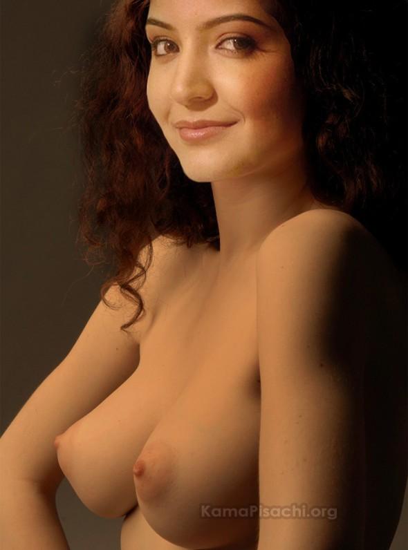 Anushka Sharma Fake Nude