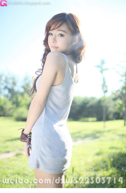5 Duan Zhi Wei Lang - cute sweetheart-Very cute asian girl - girlcute4u.blogspot.com