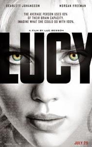 Poster original de Lucy