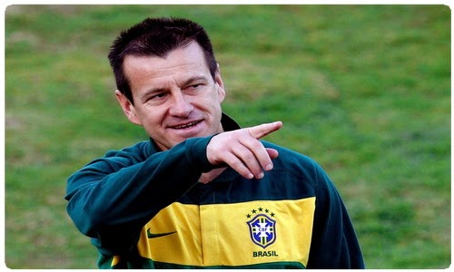 Dunga became head coach of the Brasilian national team
