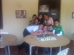 Torneo Federado de Ajedrez Barbacoas 2012