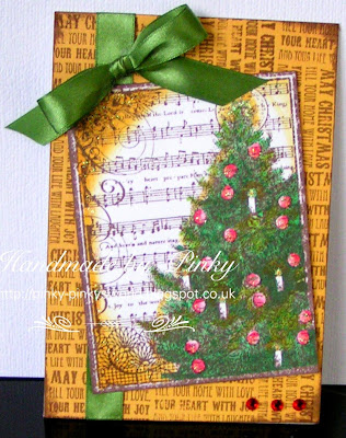 Our Daily Bread Designs, Christmas Tree Collage