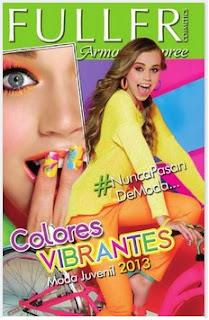 fuller cosmetics campaña 4 2013