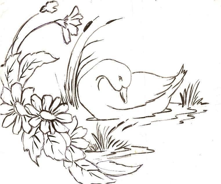 طرح ها و نقاشی های گل با مداد رنگی رنگ روغن و آبرنگ 96 و