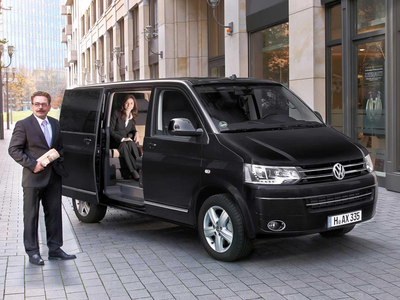 Nueva Volkswagen Multivan T5 2013 Argentina Equipamiento