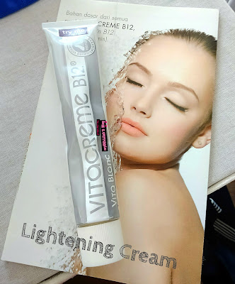 VITACREME B12 LIGHTENING BEAUTY CREAM