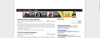 Kumpulan SEO Friendly Blog Template Terbaik 2012 - Coretan Diko