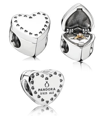 Engagement Pandora Charm