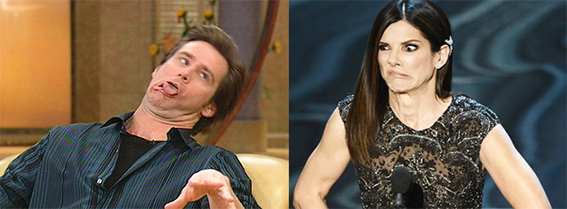 jimmy care Sandra Bullock oscar caretas
