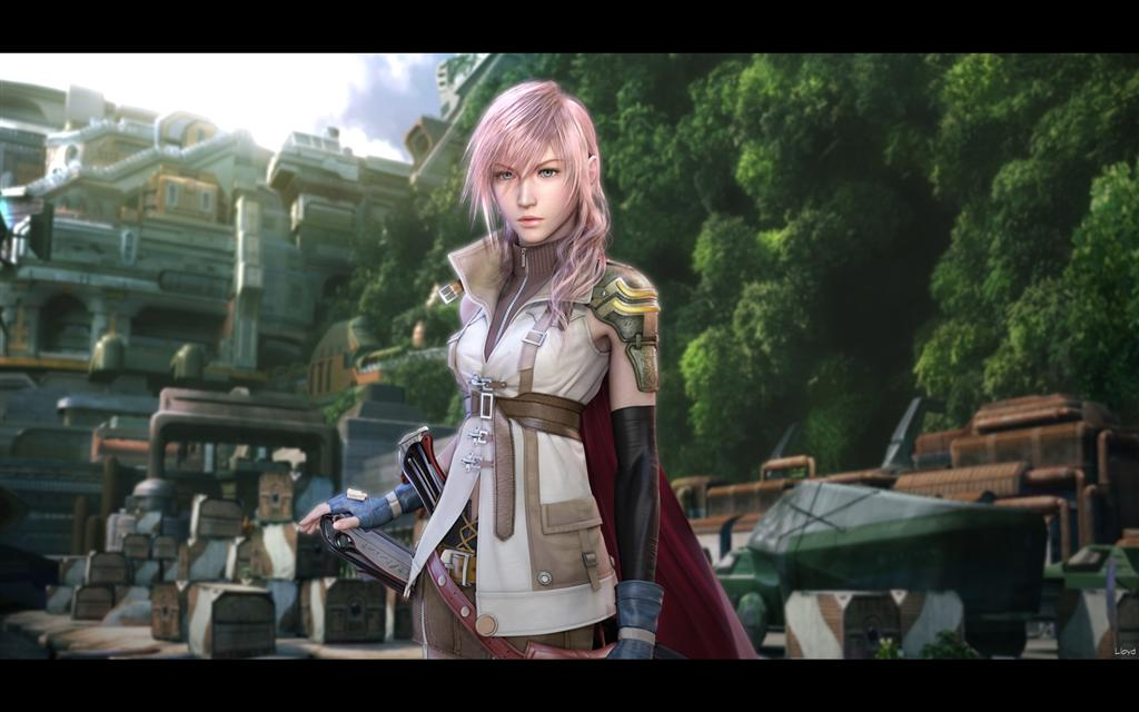 Final Fantasy HD & Widescreen Wallpaper 0.94147936588807
