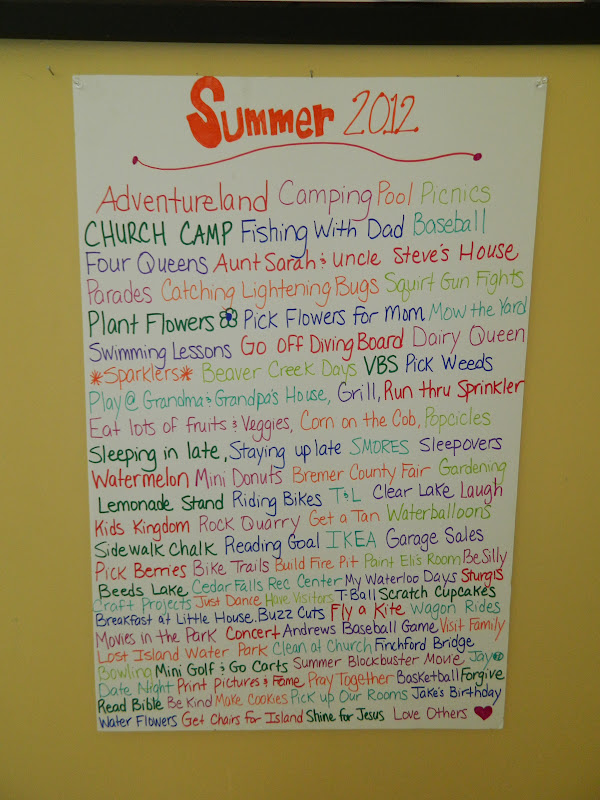 Yahoo! Answers - 2012 Summer Bucket List Ideas for Teenage Girls?!?