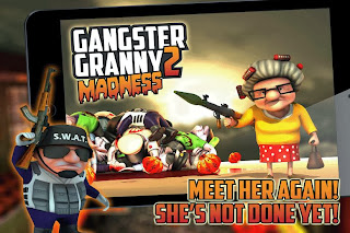 Gangster Granny 2: Madness BT Android Game Free Download