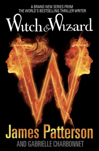 Witch & Wizard book cover