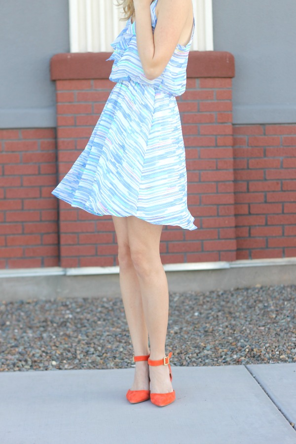 Summer Dress, Lush, Nordstrom, Summer Style