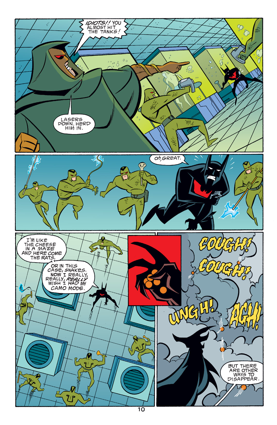 Batman Beyond [II] Issue #16 #16 - English 11